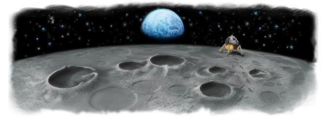 NASA celebrates 40th anniversary of moon walk