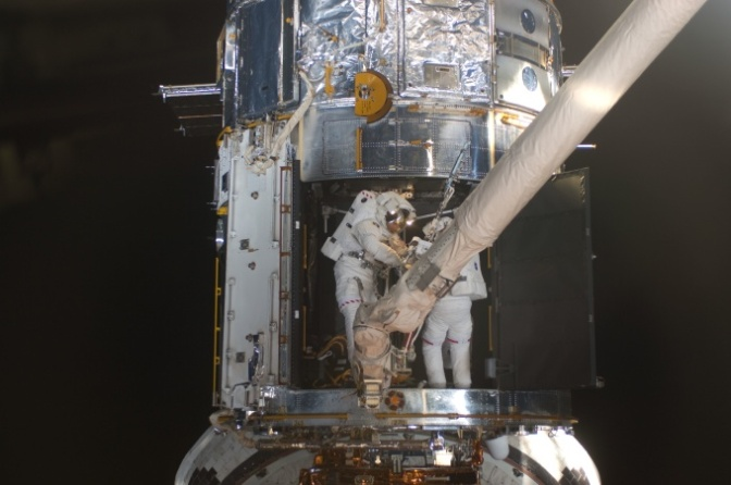 PBS airs documentary: The Repair of the Hubble Space Telescope