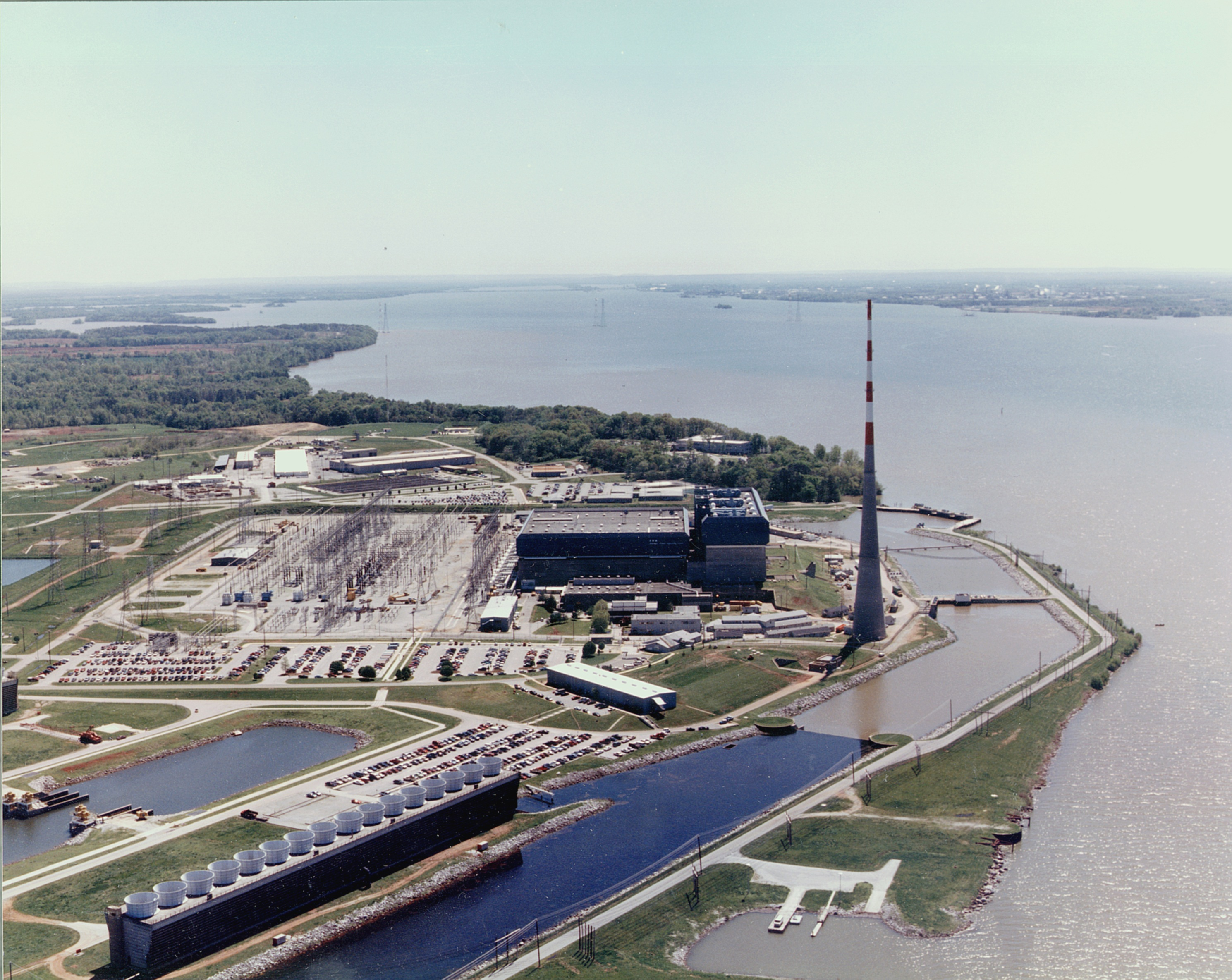 Browns Ferry Nuclear Power Plant