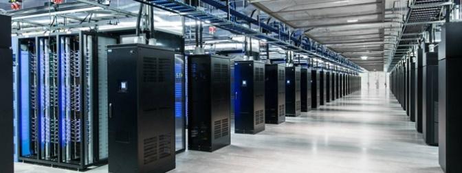 """Facebook introduces """"open data center""""."""
