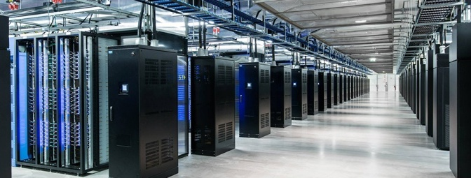 "Facebook introduces ""open data center""."