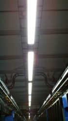 Facebook data center LED lighting