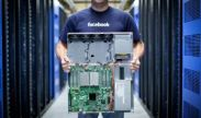 Facebook server inside data center