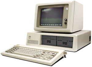 IBM PC model 5150