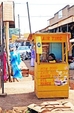 Public telephone uganda