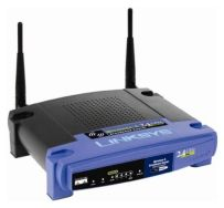 WRT54G router