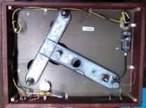 xa turntable suspension 300w