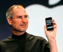 Steve Jobs introduces iPhone video clip