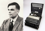 Alan Turing & Enigma machine