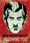 Big Brother from 1984 by George Orwell