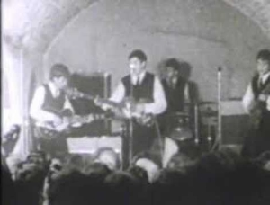Beatles, Cavern Club. August 22 1962
