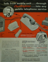 Carterphone ad