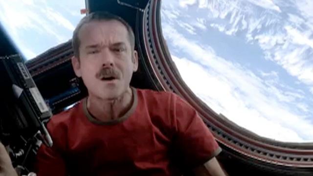 Space Oddity 2.0
