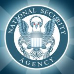 NSA logo parody
