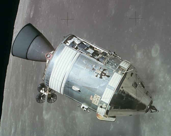 Apollo guidance computer, 1969