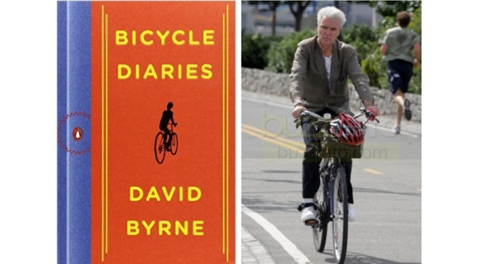 David Byrne's Bicycle Diaries