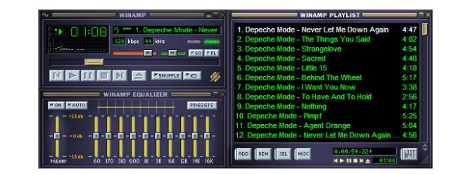 AOL plans to shut down Winamp