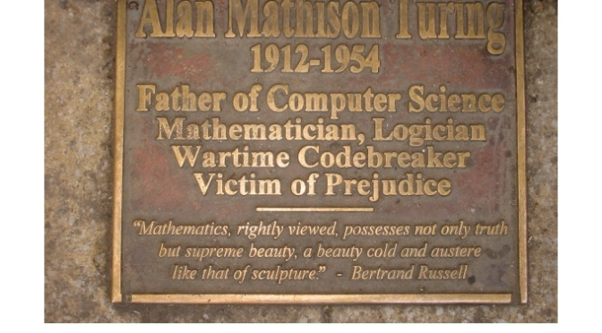 "Alan Turing pardoned for 1952 ""crime"""