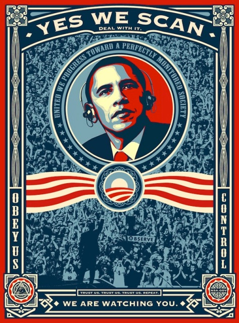 obama yes we scan