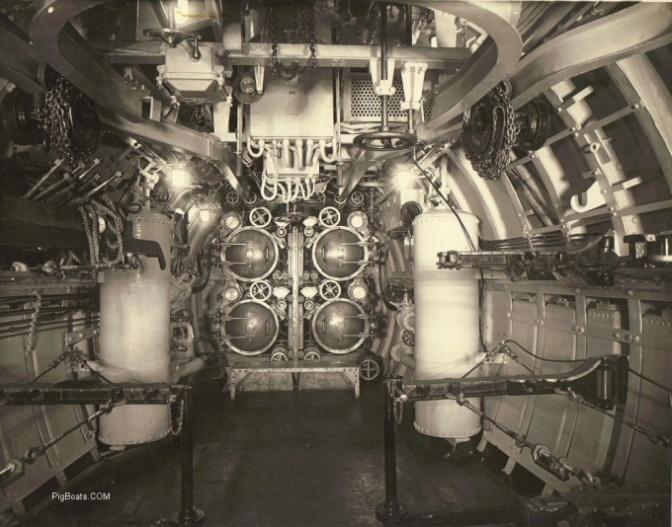 Technology and submarine warfare
