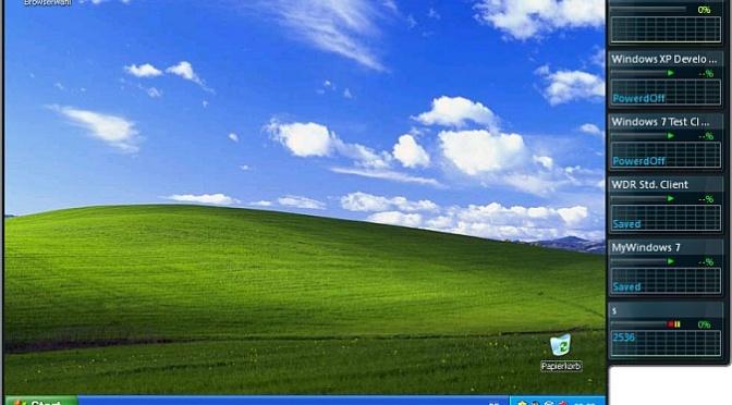 Virtual machines in Xubuntu