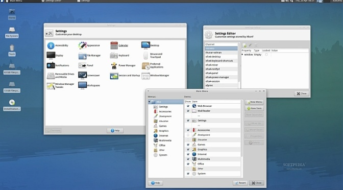 Xubuntu on Dell Dimension 4500