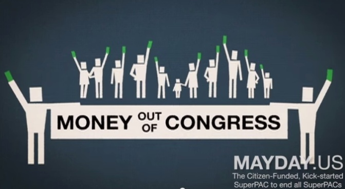 Mayday PAC's goal: return Congress to the people