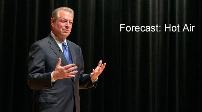 Al Gore's tired litany