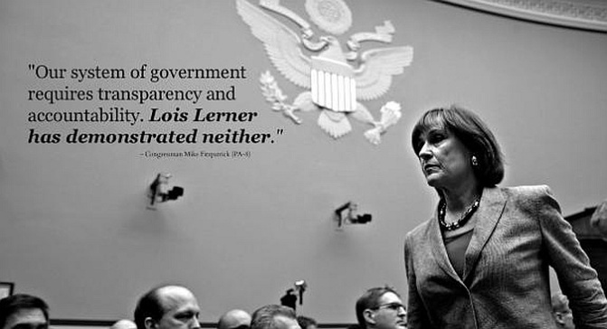 Lois Lerner's White House emails missing?