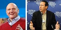 Steve Ballmer and Randall Stephenson