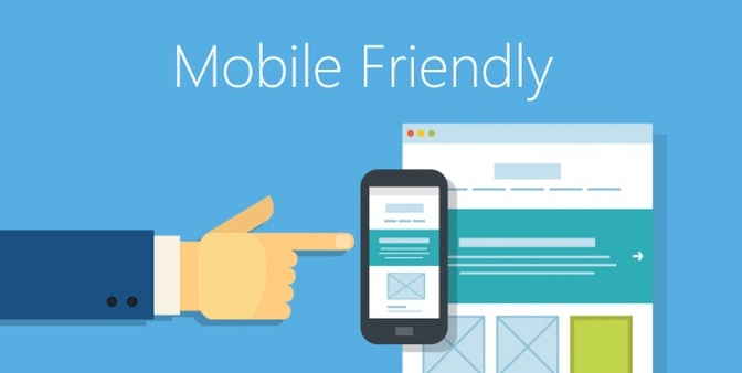 Google's mobile-friendliness