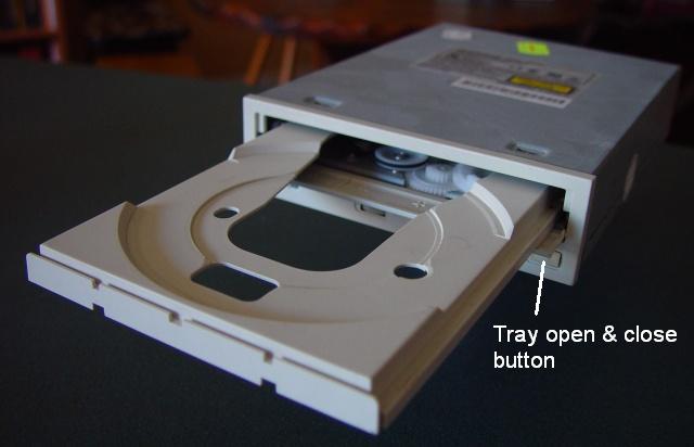 Russ\u0027 space & Don\u0027t push CD-ROM/DVD drive doors! | Russ\u0027 space Pezcame.Com