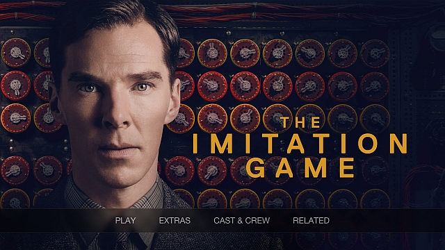 New movie about Alan Turing opens next month