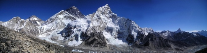 Mt Everest climbing history