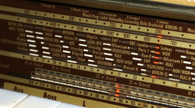 Shortwave broadcasting is dying
