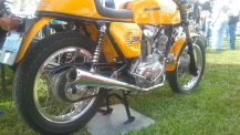 1973 Ducati 750 Sport, restored by John Long, Miami