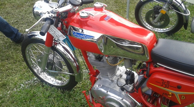 10th Annual Dania Beach Vintage Motorcycle Show