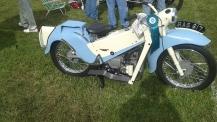 1960 Velocette Venom