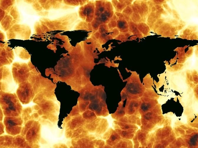 Lighten up on global warming